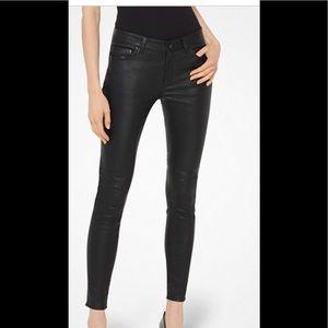 Michael Kors Real Leather Pants